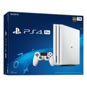 Sony PS4 Pro Gaming Console 1TB White