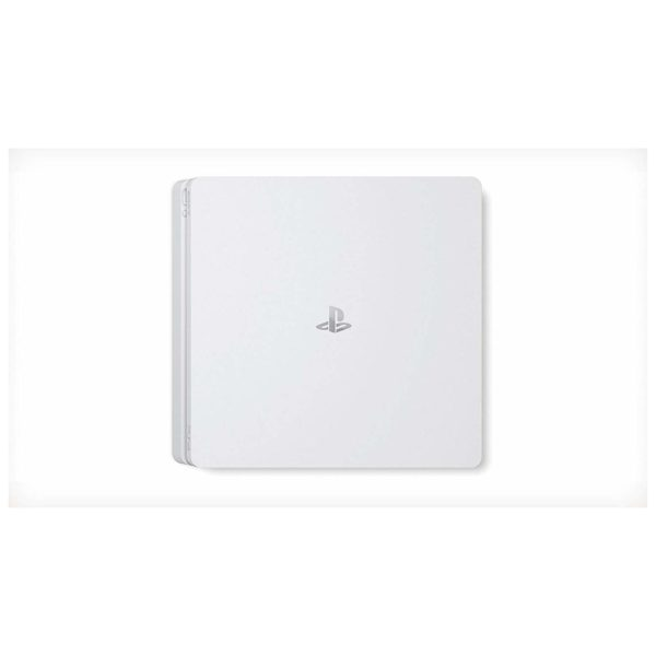 Sony PS4 Slim Gaming Console 500GB White