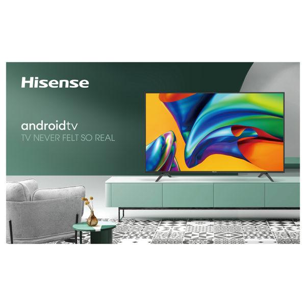 Hisense 58B7200UW 4K Android UHD Television 58inch