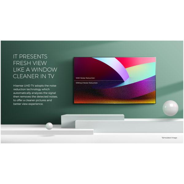 Hisense 75B7500UW 4K Smart UHD Television 75inch