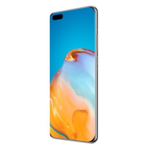 Huawei P40 Pro 256GB 5G Silver Frost Smartphone