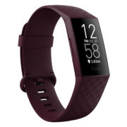 Fitbit Charge 4 Fitness Tracker Rosewood/Rosewood