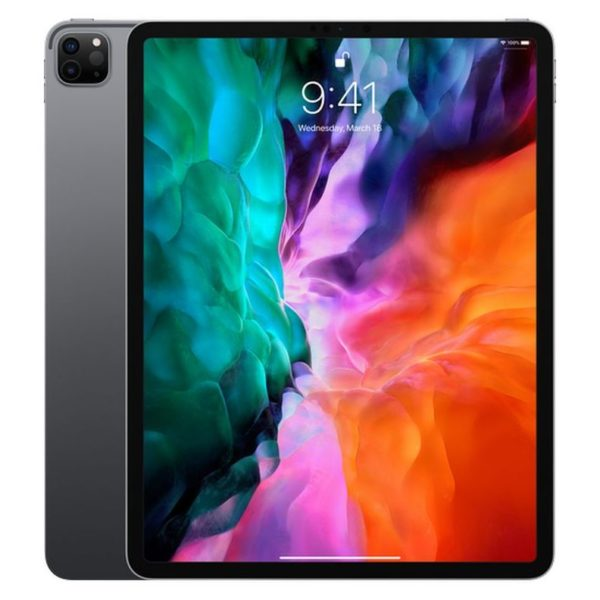 iPad Pro 12.9-inch (2020) WiFi 256GB Space Grey with FaceTime