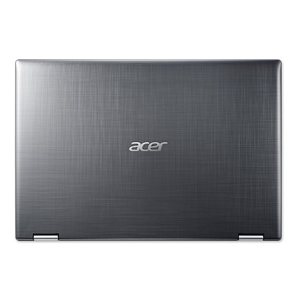 Acer Spin 3 SP314-53GN-579N Laptop - Core i5 1.6GHz 8GB 1TB+256GB 2GB Win10 14inch FHD Silver English/Arabic Keyboard