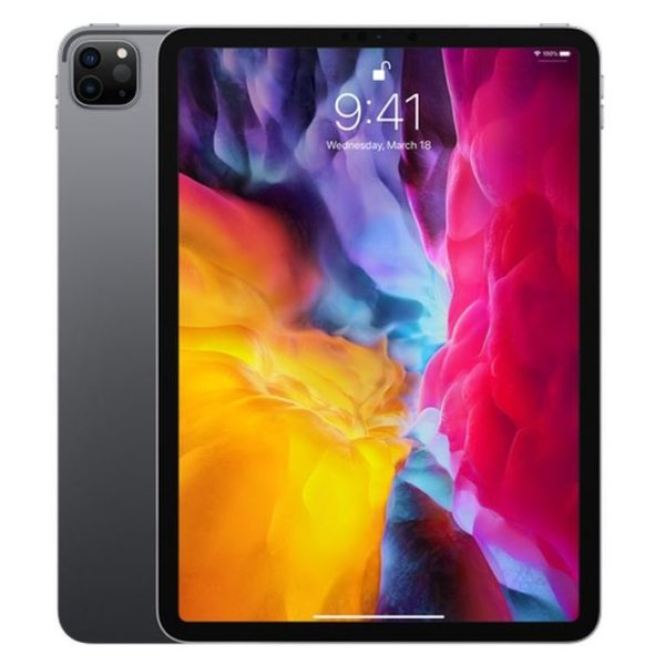 iPad Pro 11-inch (2020) WiFi 256GB Space Grey with FaceTime
