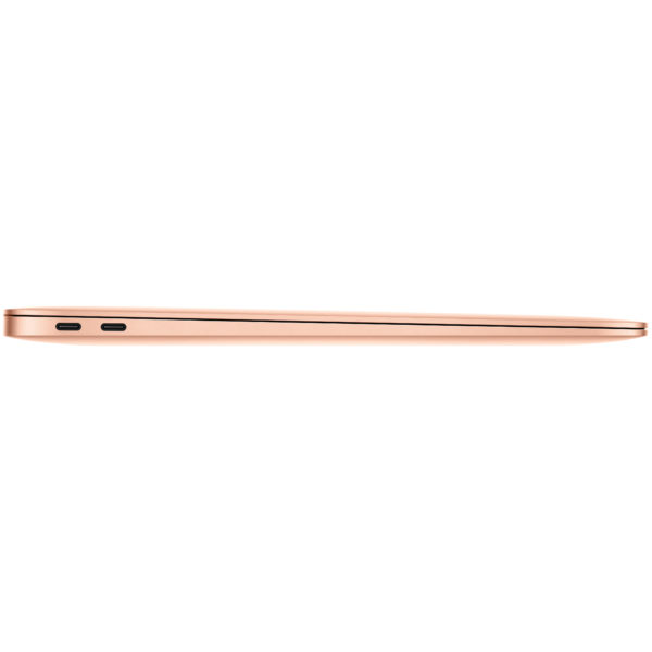 MacBook Air 13-inch (2019) - Core i5 1.6GHz 8GB 128GB Shared Gold English Keyboard