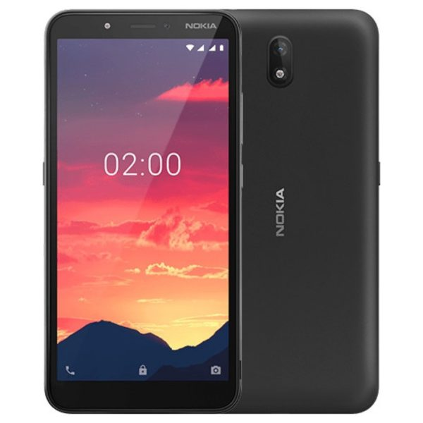 Nokia C2 (2020) 16GB Charcoal 4G Dual Sim Smartphone TA1204