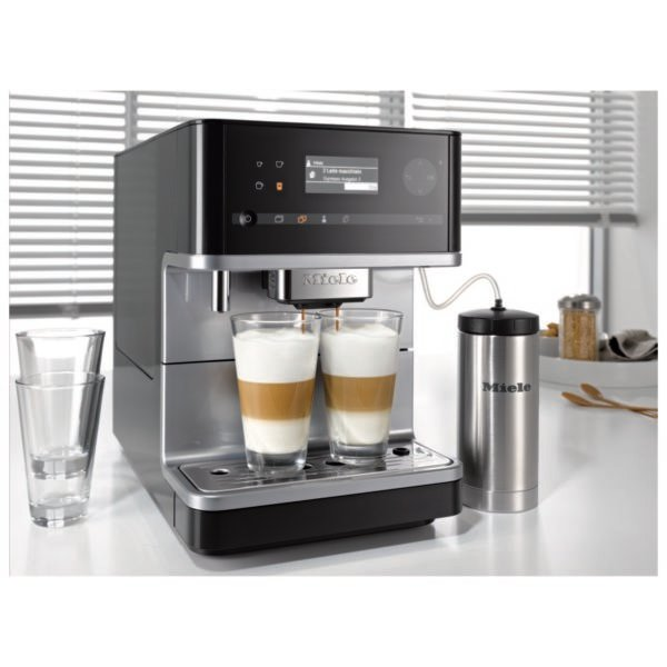 Buy Miele Fully Automated Coffee Machine CM 6350 Obsidian Balck - Price, Specifications ...