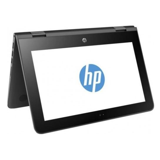 HP x360 11-AB102NE Convertible Laptop - Celeron 1.1GHz 4GB 128GB Shared Win10 11.6inch HD Black