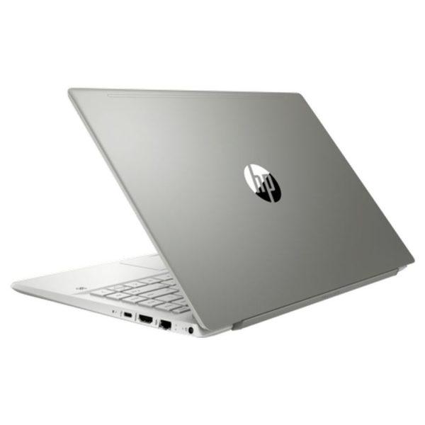 HP Pavilion 14-CE3007NE Laptop - Core i5 1GHz 8GB 512GB 2GB Win10 14inch FHD Mineral Silver English/Arabic Keyboard