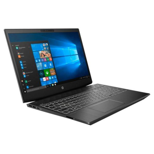 HP Pavilion 15-CX0049NE Gaming Laptop - Core i5 2.3GHz 8GB 1TB+256GB 4GB Win10 15.6inch FHD Shadow Black English/Arabic Keyboard