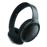 Play PLAYGO BH70 AI Based Wireless Noise Cancelling Headphones Brown