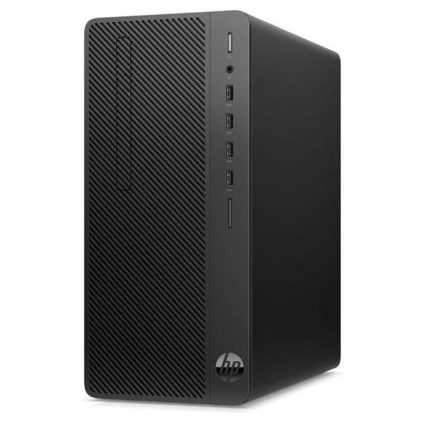 HP 290 G3 Microtower Desktop - Core i3 3.6GHz 4GB 1TB Shared No OS English/Arabic Keyboard