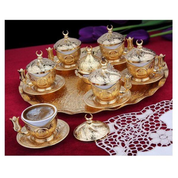 Susy Recliner Set + Sena Tiryaki Coffee Set