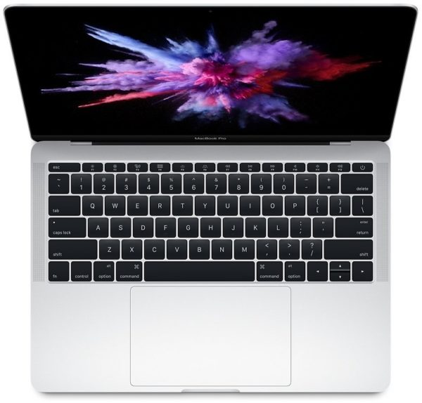 MacBook Pro 13-inch (2017) - Core i5 2.3GHz 8GB 128GB Shared Silver English Keyboard
