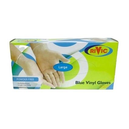 BUNDLE-F Super Value Pack Mask 50pcs + Gloves 100pcs + Sanitizer 500ml