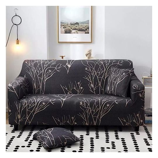 Sofa Cover Three Seater Tree Design