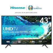 Hisense 43B7100UW 4K Smart UHD Television 43inch