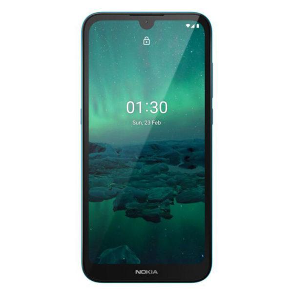 Nokia 1.3 16GB Cyan Dual Sim Smartphone