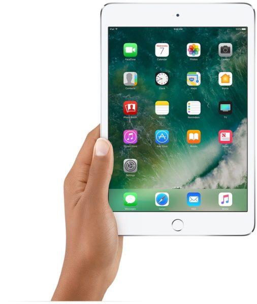 iPad mini 4 (2015) WiFi+Cellular 128GB 7.9inch Gold