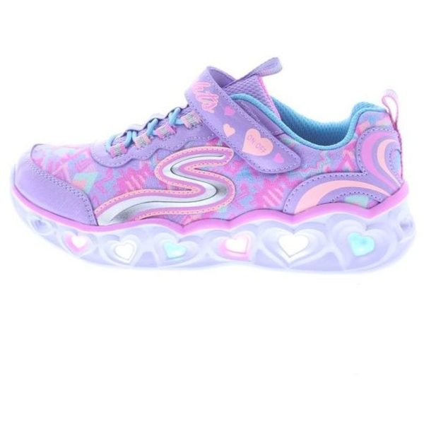 Kids Shoes Lavender/Mint 30EU – Price
