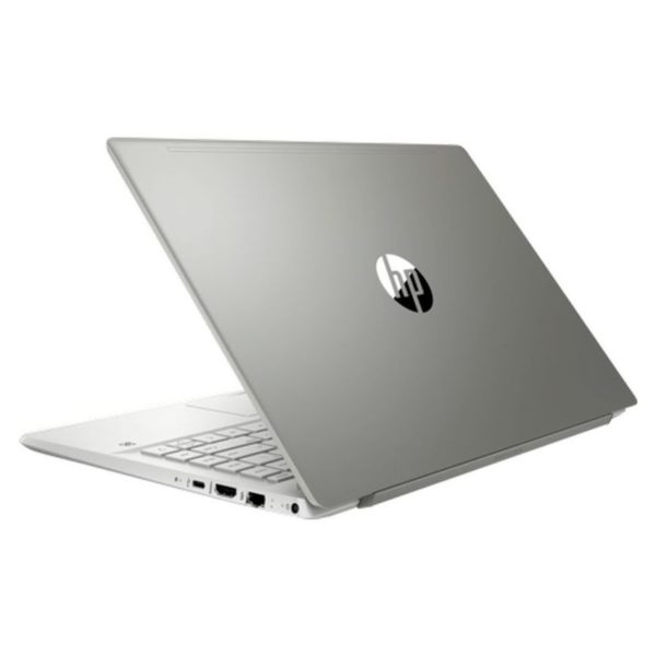 HP Pavilion 14-CE3007NE Laptop - Core i5 1GHz 8GB 512GB 2GB Win10 14inch FHD Mineral Silver English/Arabic Keyboard