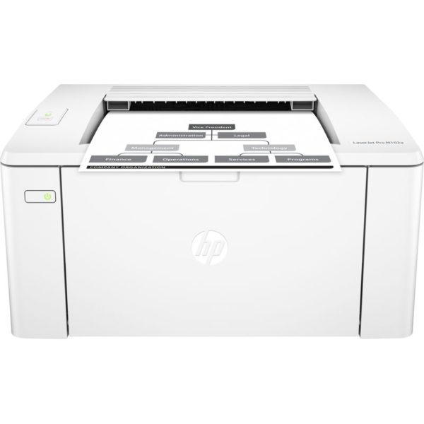 HP LaserJet Pro M102A Laser Printer