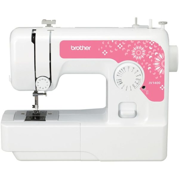 Buy Brother Sewing Machine White JA1400-3PIN – Price ...