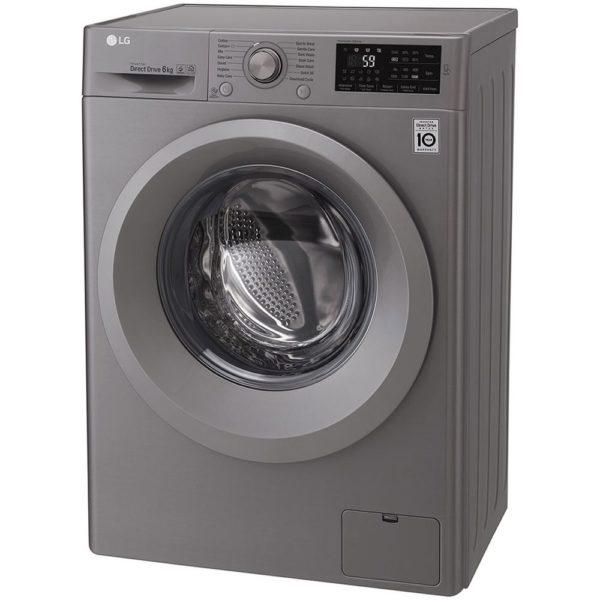 LG Front Load Washer 6kg F2J5NNP7S
