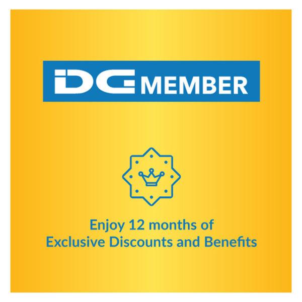 DG Member - Upgrade