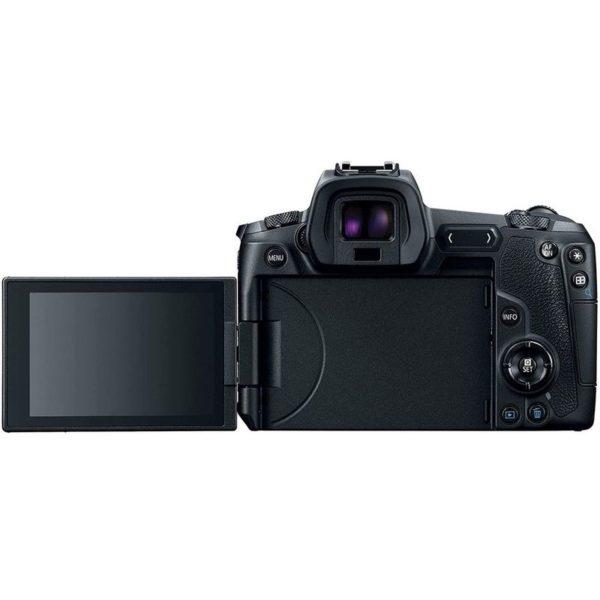 Canon EOS R Mirrorless Digital Camera Body+RF24-105mm F4-7.1 IS STM Kit