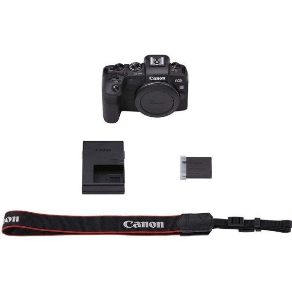 Canon EOS RP Mirrorless Digital Camera Body+RF24-105mm F4-7.1 IS STM Kit