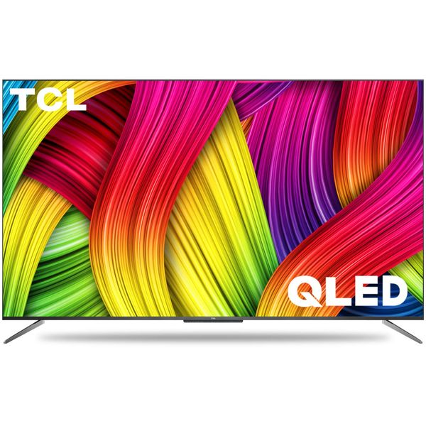 TCL 55C715 4K QLED Android TV 55inch