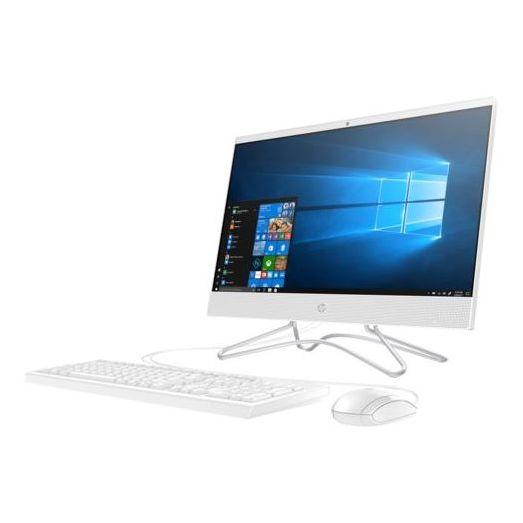 HP 22-C0020NE All-in-One Desktop - Core i5 1.8GHz 8GB 1TB 2GB Win10 21.5inch FHD Snow White