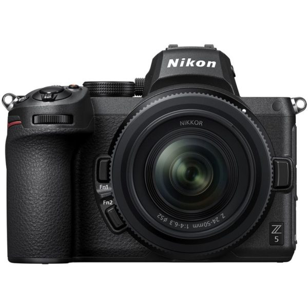Nikon Z5 Digital Camera Black with 24-50MM Lens