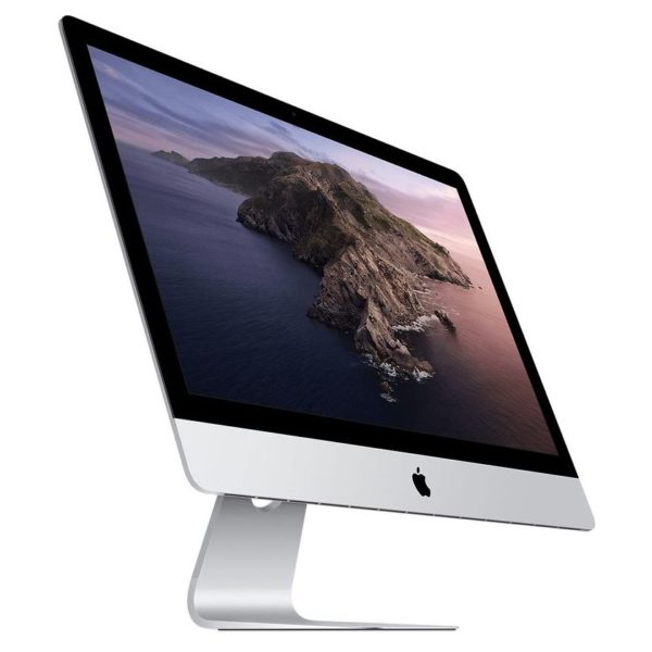 iMac Retina 5K 27-inch (2020) - Core i5 3.1GHz 8GB 256GB 4GB Silver English Keyboard
