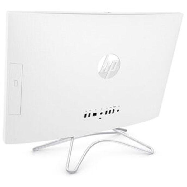 HP 3JU96AA All in One Desktop - Pentium Silver J5005 2.80GHz 4GB 1TB Windows 10 Home 19.5inch 1600 x 900 White English Keyboard + HP 3ML04AA Keyboard/Mouse Arabic