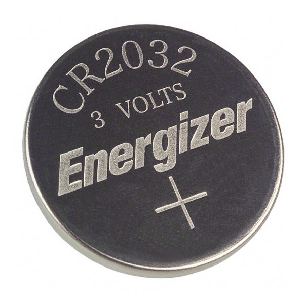 Energizer CR 2032 Lithium Coin Battery