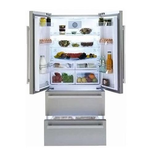 Charming Beko Side By Side Refrigerator 600 Litres GNE60500X Nice Design