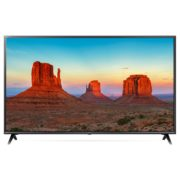 LG 49UK6300PVB 4K Ultra HD Smart Television 49inch