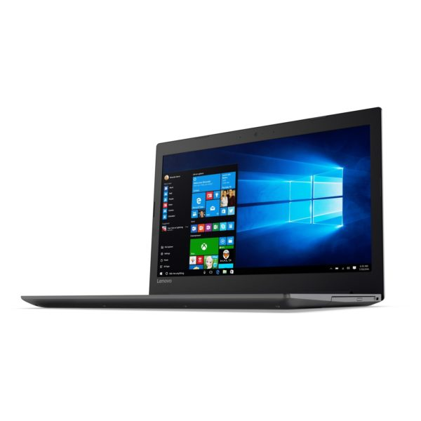 Lenovo Ideapad 320 Laptop - Core i3 2.0GHz 4GB 1TB Shared DOS 15.6inch FHD Black