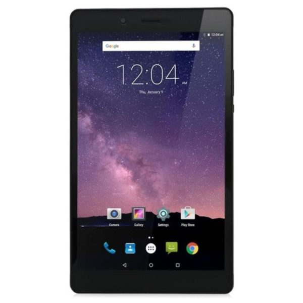 Philips E722G Tablet - Android WiFi+3G 8GB 1GB 7inch Black