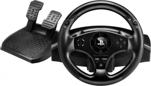 Thrustmaster 4160598 T80 Racing Wheel For PS4