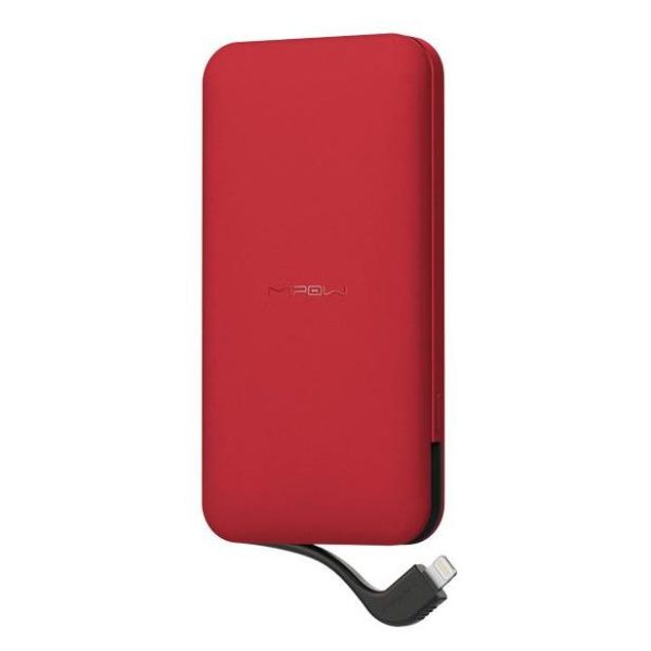 Mipow Power Bank 7000mAh Red - SPL08WRD