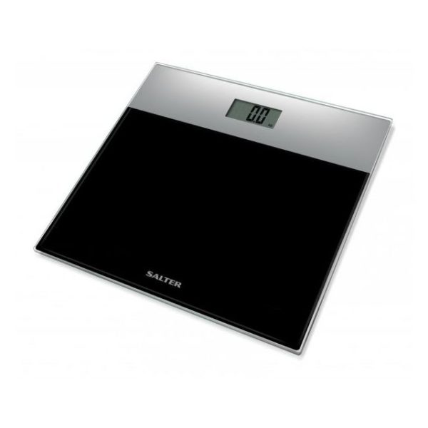 Salter Bathroom Scale 9206SVBK3R