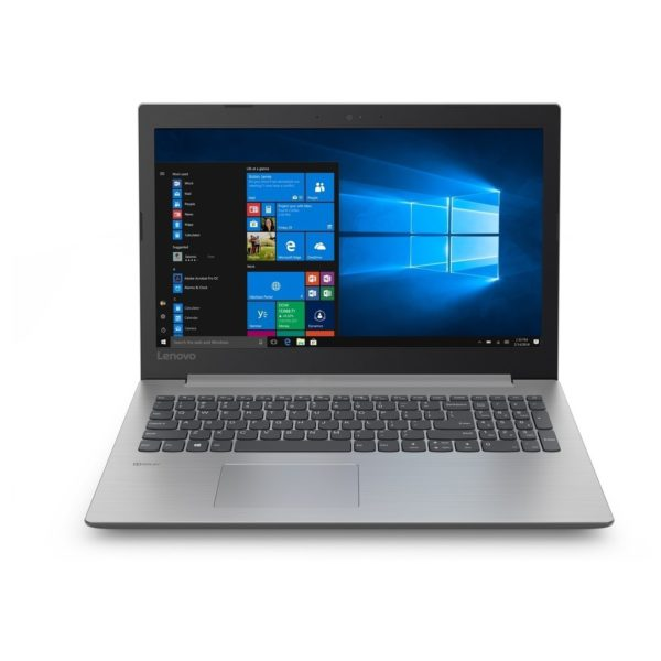 Lenovo Ideapad 330 Laptop - AMD 1.8GHz 4GB 1TB Shared DOS 15.6inch HD Platinum Grey