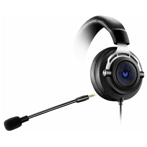 Rapoo VH150 Wired Gaming Headset Black