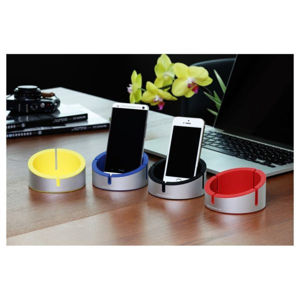 Just Mobile Alucup Desktop Stand Red For Apple iPhone/iPad
