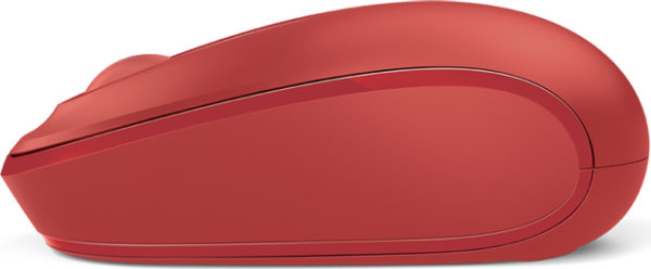 Microsoft U7Z00034 1850 Wireless Mobile Mouse Red