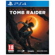 PS4 Shadow Of The Tomb Raider Arabic Edition Game
